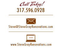 Contact Steve Gray Renovations