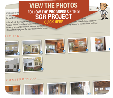Remarkable Renovation SGR